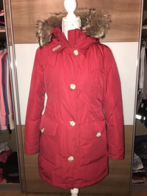 Woolrich Cappotto invernale rosso