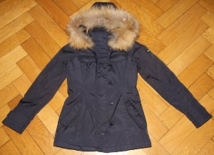 Woolrich Parka Jacke Thermolite navy blau Gr. XS S NP 680€ TOP!