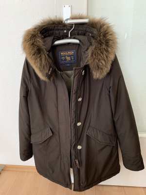 premium selection ed4e0 695ce Woolrich-Parka, M, braun