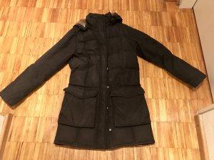 Woolrich Parka/Mantel schwarz Größe S