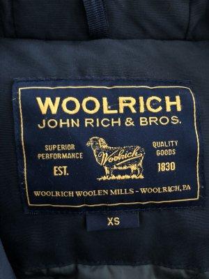 Woolrich Parka donkerblauw-zwart