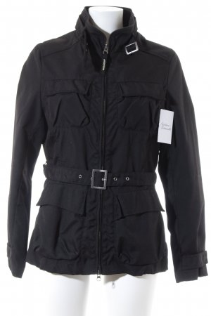 Woolrich Parka nero stile casual