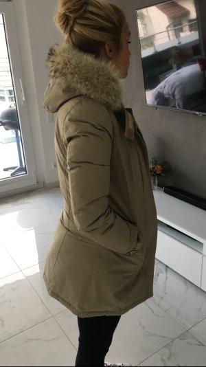 Woolrich Parka xs beige