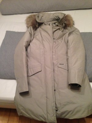 Woolrich Winter Jacket light grey-grey