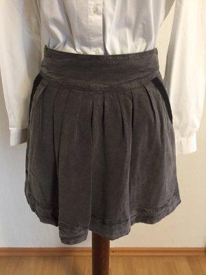 Woolrich Mini rok antraciet-zwart