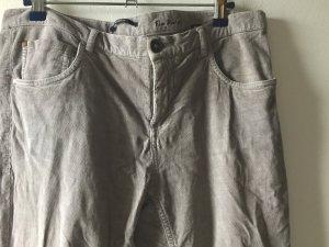 Woolrich Five-Pocket Trousers light grey-grey cotton