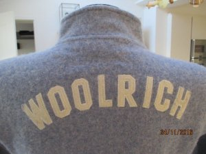 Woolrich Mode bleuet
