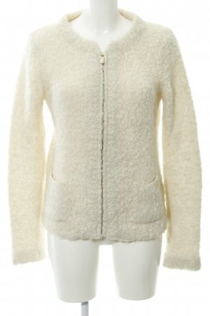 Woolrich Rebeca crema look casual