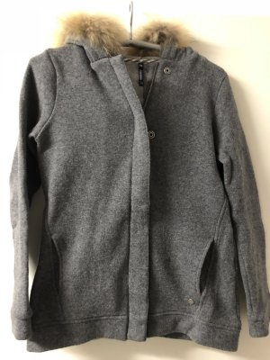 Woolrich Giacca in maglia antracite