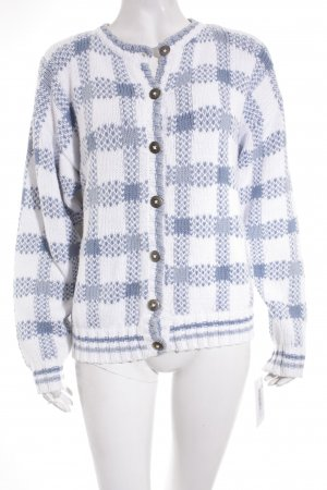 Woolrich Cardigan check pattern fluffy