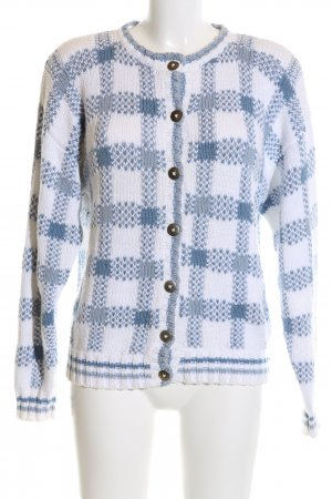 Woolrich Cardigan natural white-azure casual look
