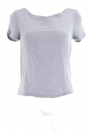 Woolrich Camiseta color plata look casual