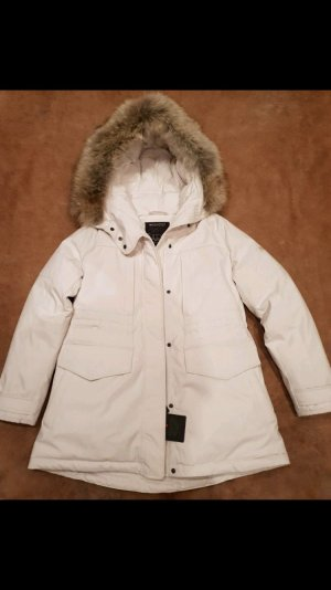 Woolrich Down Jacket white-natural white