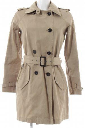 Woolrich Trench Coat beige classic style