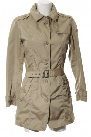 Woolrich Trenchcoat goldfarben Business-Look