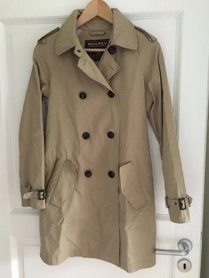 Woolrich Trenchcoat Gr 34 Gr XS