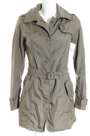 Woolrich Trench cachi stile classico