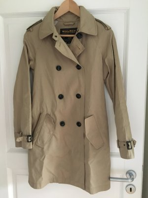 Woolrich Trenchcoat Mantel Gr 34