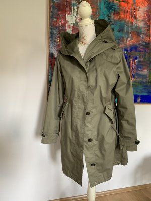 Woolrich Trenchcoat Parka Mantel