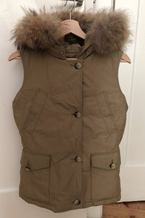 Woolrich Down Vest multicolored