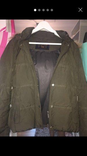 Woolrich Winter Jacket khaki