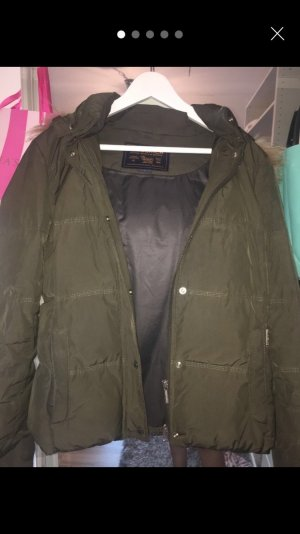 Woolrich Giacca invernale cachi