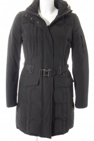 """Woolrich Giacca invernale """"Blizzard Parka"""" nero"""