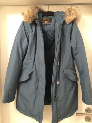 Woolrich Giacca invernale petrolio
