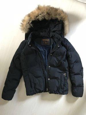 Woolrich Winterjacke dunkelblau M