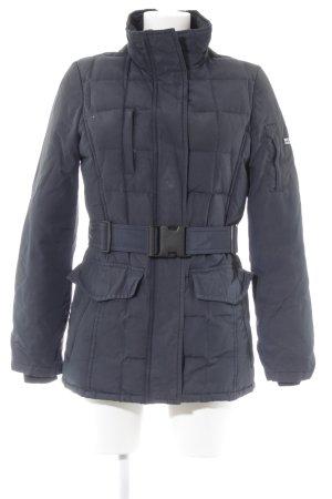 Woolrich Veste d'hiver bleu foncé style urbain