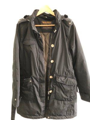 Woolrich Manteau d'hiver noir