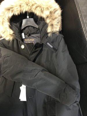 Woolrich Winterjacke in schwarz