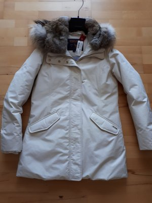 Woolrich Giacca crema