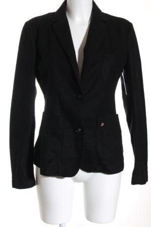 Woolrich Wool Blazer black classic style