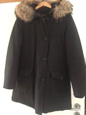 Woolrich Down Coat black