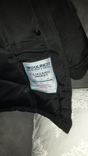 Woorlrich blizzard jacket gr L