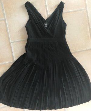 WOW Cocktailkleid Abendkleid Midikleid schwarz festlich Ballkleid Kleid MEXX Gr. M 38