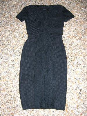 WOW! Exklusives Kleid von Mariella Burani in Schwarz XS LP:400€