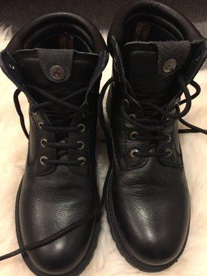 Wrangler black winter boots size 38