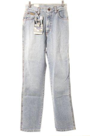 "Wrangler Boot Cut Jeans ""Lucy"" kornblumenblau"