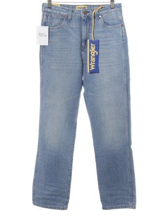 Wrangler High Waist Jeans himmelblau-blassblau Casual-Look
