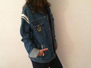 Wrangler Jacket/Jeansjacke, Darkstone, Gr. M