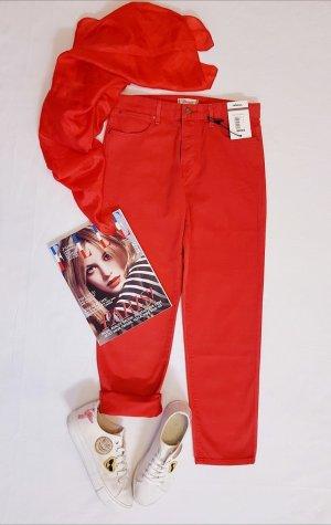 Wrangler Jeans rot W27 neu