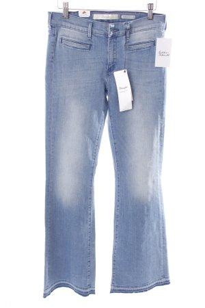 "Wrangler Jeansschlaghose ""Shape Ready"" blau"