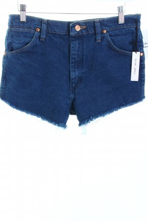 "Wrangler Jeansshorts ""After Party"" dunkelblau"