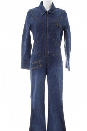 Wrangler Jumpsuit blau Casual-Look