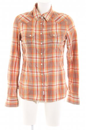 Wrangler Checked Blouse check pattern casual look