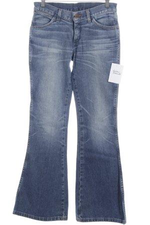 Wrangler Jeans marlene blu acciaio stile casual
