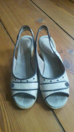 Wrangler Sandaletten, 70er Jahre Style