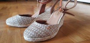 Wrangler High Heel Sandal white-silver-colored